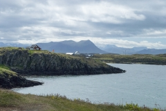 Súgandisey Island and Breiðafjörður, Vesturland region, Iceland.
