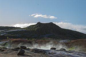 Overlooking Konungshver