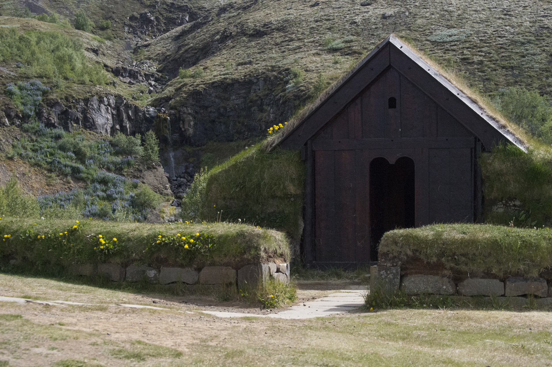 Photos: The remnants (and restoration) of Viking life