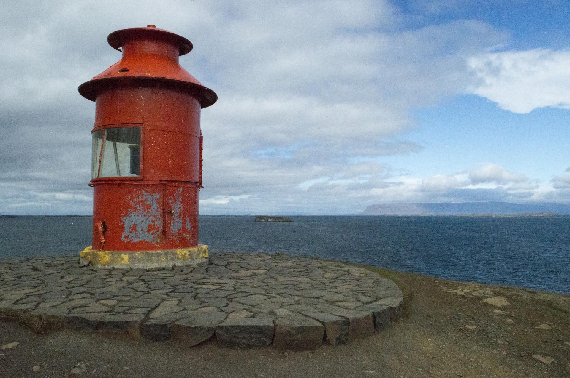 Photos: Stykkishólmur and Súgandisey